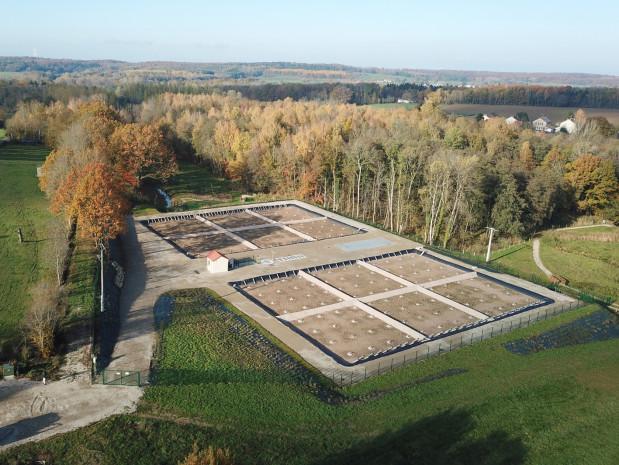 Un traitement des eaux usées à Cirey-Sur-Vezouze